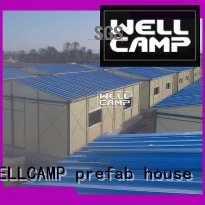 prefabricated houses by chinese companies hot sale for labour camp WELLCAMP, WELLCAMP prefab house, WELLCAMP container house