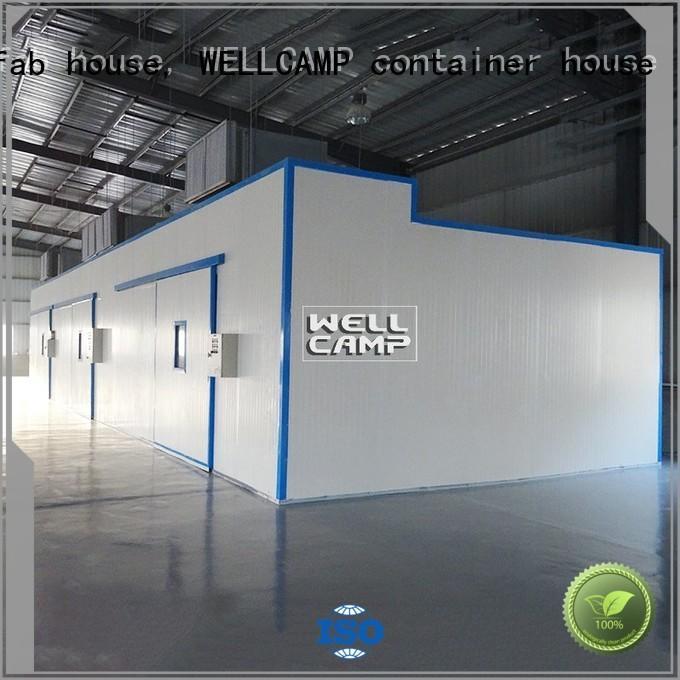 WELLCAMP, WELLCAMP prefab house, WELLCAMP container house economical prefab houses for sale refugee house for accommodation
