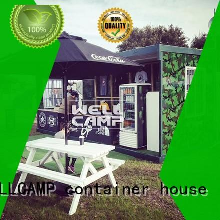 expandable metal container homes maker wholesale