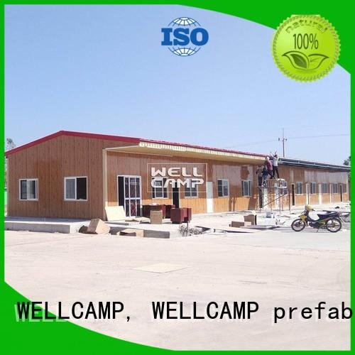 WELLCAMP, WELLCAMP prefab house, WELLCAMP container house prefab container homes for sale refugee house for labour camp