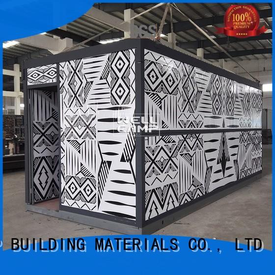 WELLCAMP, WELLCAMP prefab house, WELLCAMP container house color foldable shipping container online for sale