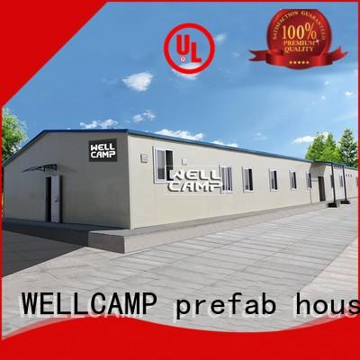 WELLCAMP, WELLCAMP prefab house, WELLCAMP container house delicated prefab houses for sale building for dormitory