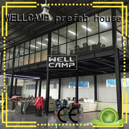 WELLCAMP, WELLCAMP prefab house, WELLCAMP container house premade container house for sale wholesale for living