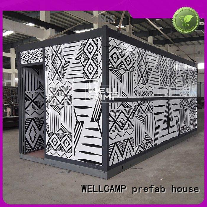 c16 prefab eco foldable container house