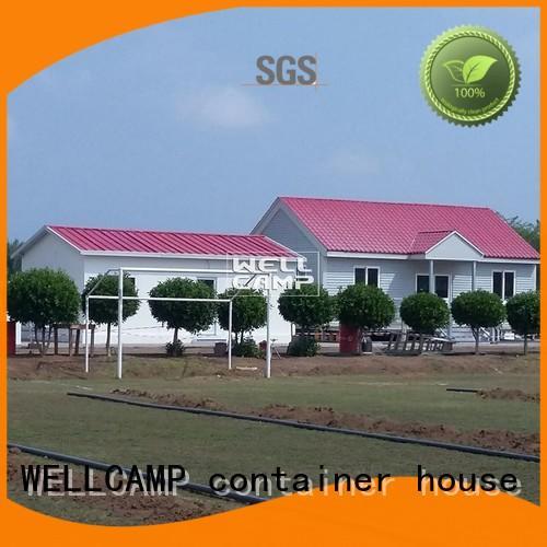 villa modular house china manufacturer for house