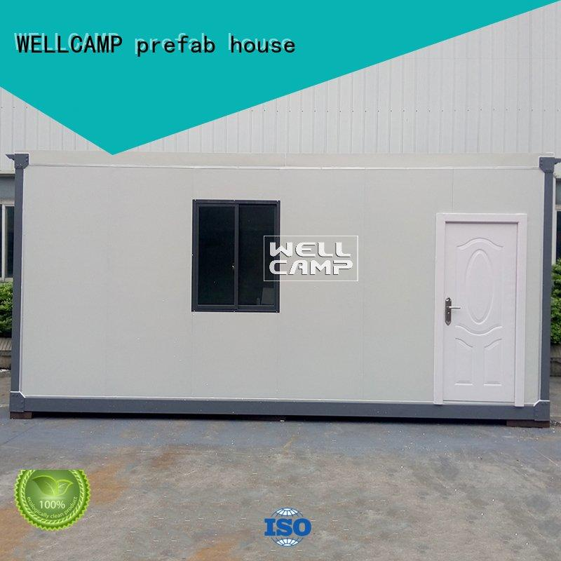 hot sale container house for renting WELLCAMP, WELLCAMP prefab house, WELLCAMP container house
