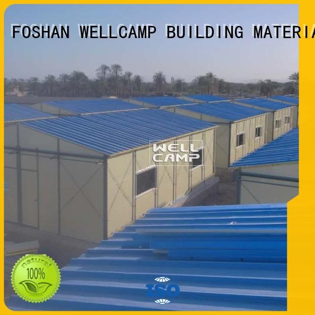 WELLCAMP, WELLCAMP prefab house, WELLCAMP container house prefab houses for sale home for office