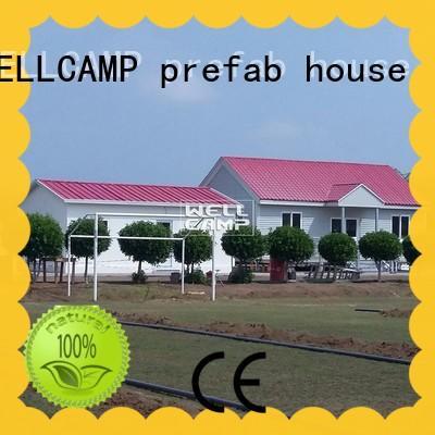WELLCAMP, WELLCAMP prefab house, WELLCAMP container house prefab prefab modular house wholesale for countryside