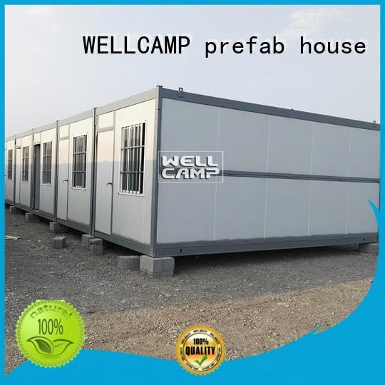 unique style modular container homes supplier for worker