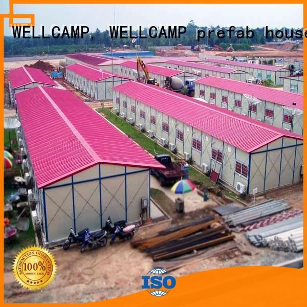 steel warehouse warehouse for WELLCAMP, WELLCAMP prefab house, WELLCAMP container house