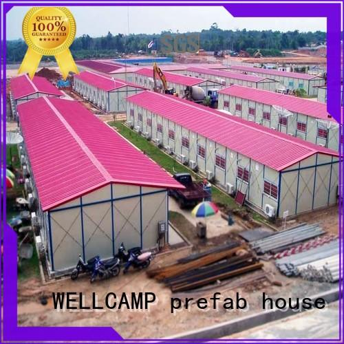 WELLCAMP, WELLCAMP prefab house, WELLCAMP container house standard steel warehouse supplier for sale