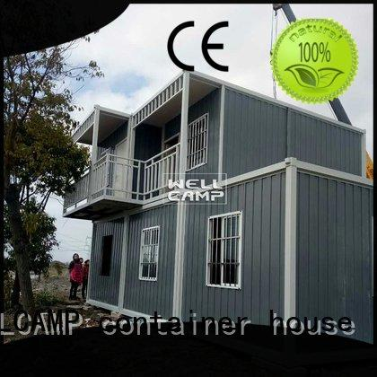 modern container house c2 renting c12 WELLCAMP, WELLCAMP prefab house, WELLCAMP container house
