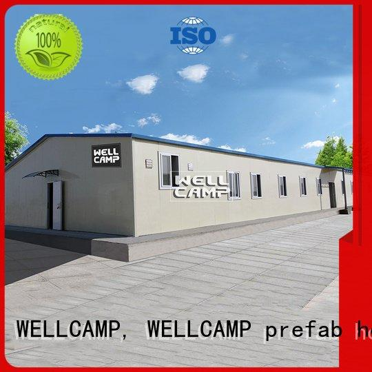 WELLCAMP, WELLCAMP prefab house, WELLCAMP container house Brand prefab houses economical modular prefabricated house suppliers