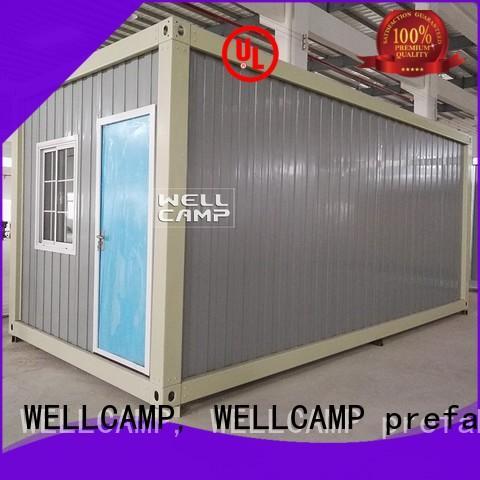 WELLCAMP, WELLCAMP prefab house, WELLCAMP container house container house for sale online for renting