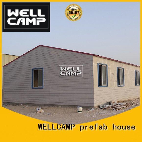 Brand durable cv4 wellcamp modular house strong