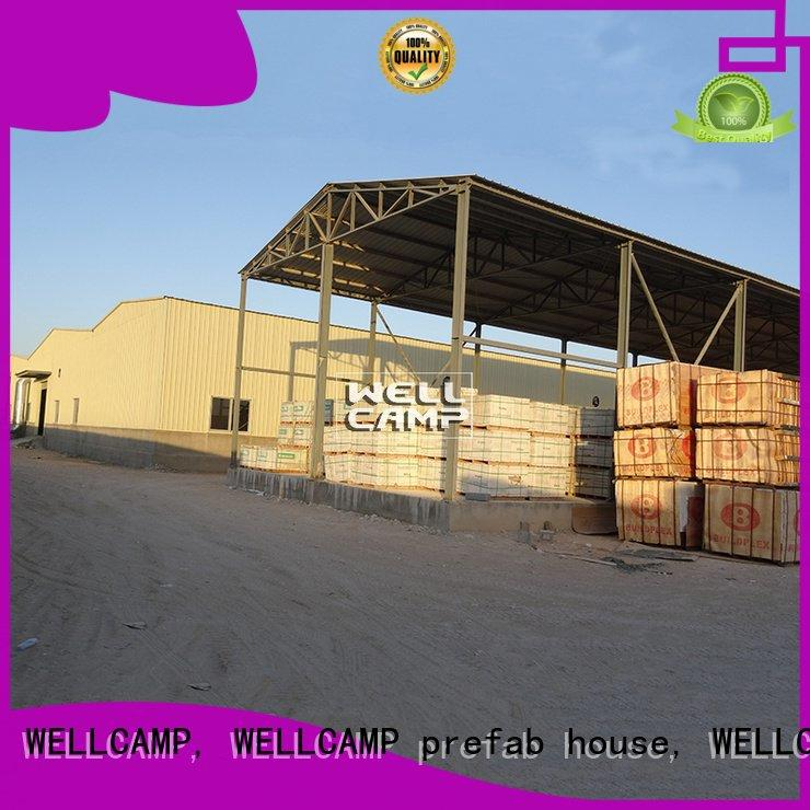 chicken prefab warehouse structure cost