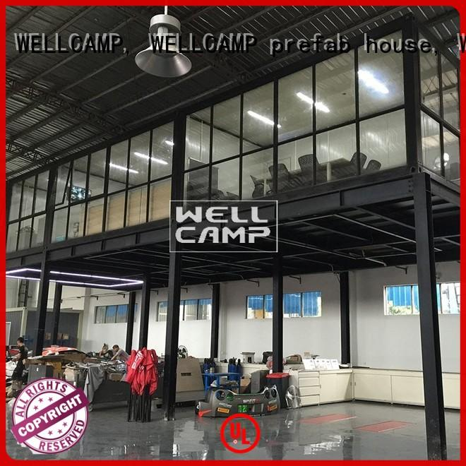 foldable container house price superior quality for office WELLCAMP, WELLCAMP prefab house, WELLCAMP container house