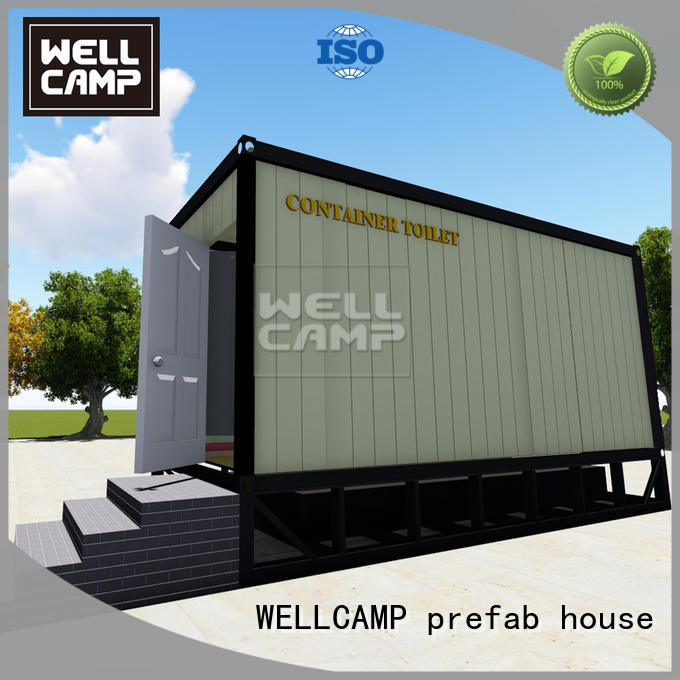 portable toilets price container wholesale WELLCAMP, WELLCAMP prefab house, WELLCAMP container house