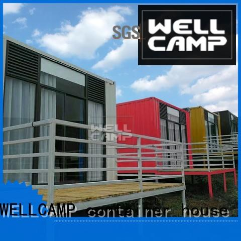 best shipping container homes for shop or store WELLCAMP, WELLCAMP prefab house, WELLCAMP container house