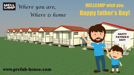 Happy Father's Day - WELLCAMP
