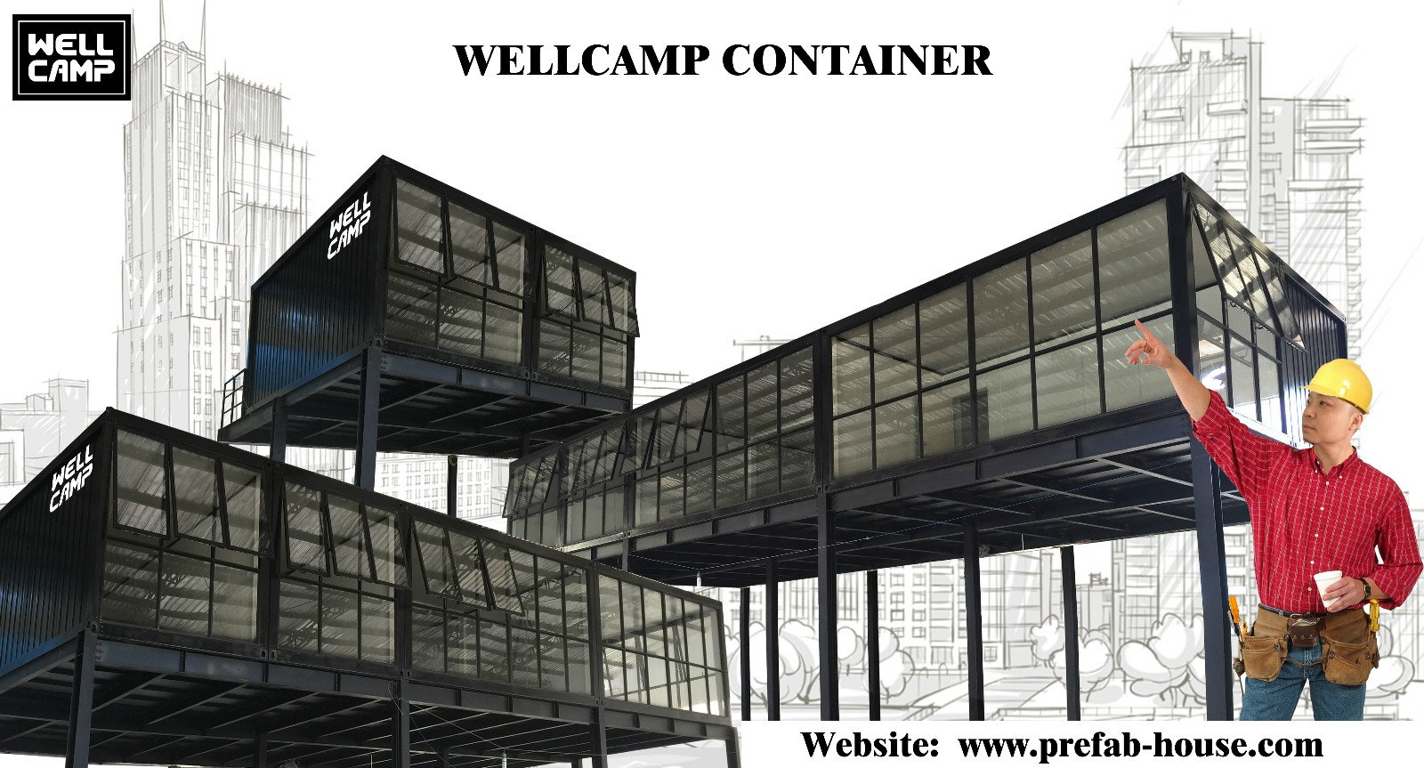 WELLCAMP container house