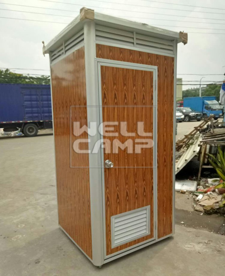 WELLCAMP, WELLCAMP prefab house, WELLCAMP container house-Wellcamp Public Toilet T-2