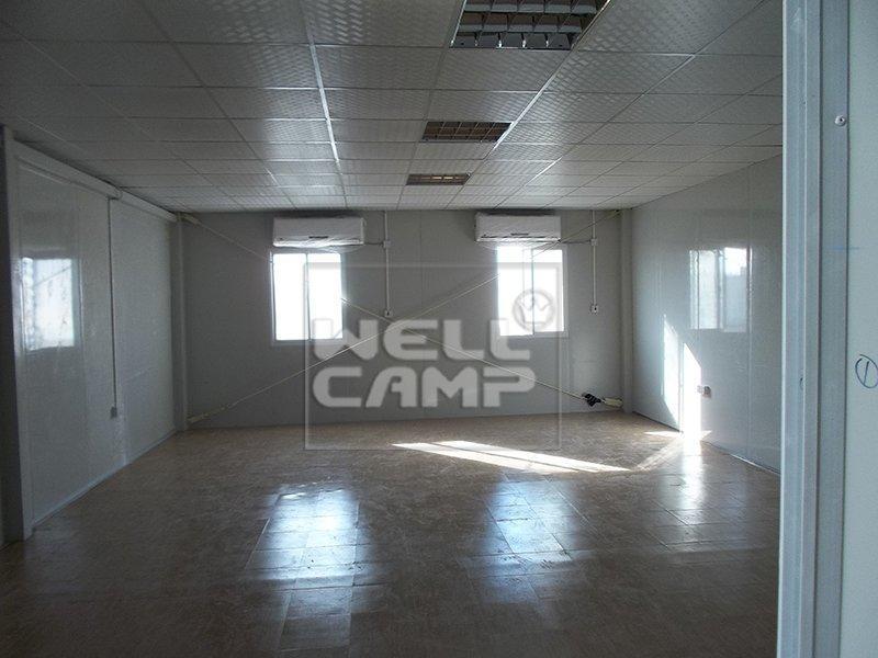 Sandwich Panel Modular Prefab House for Dormitory, Wellcamp T-14