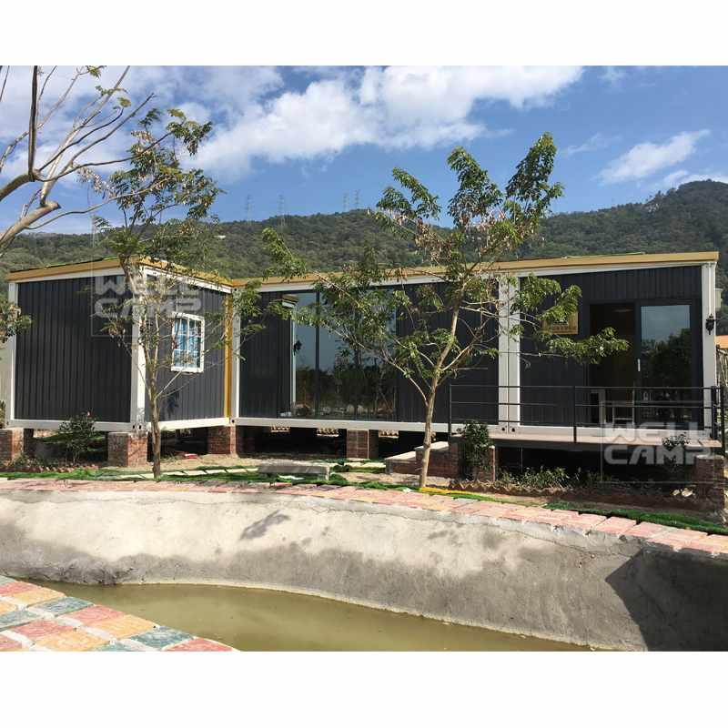 Wellcamp Container villa for container villa resort, Wellcamp CV-5