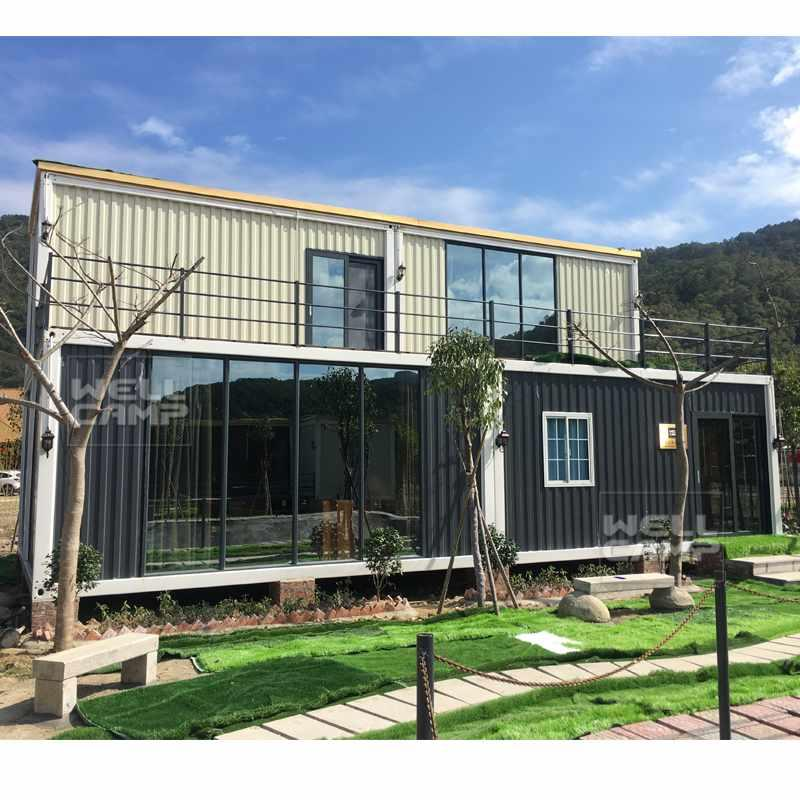 Wellcamp Container House for Container Hotel, Wellcamp CV-6