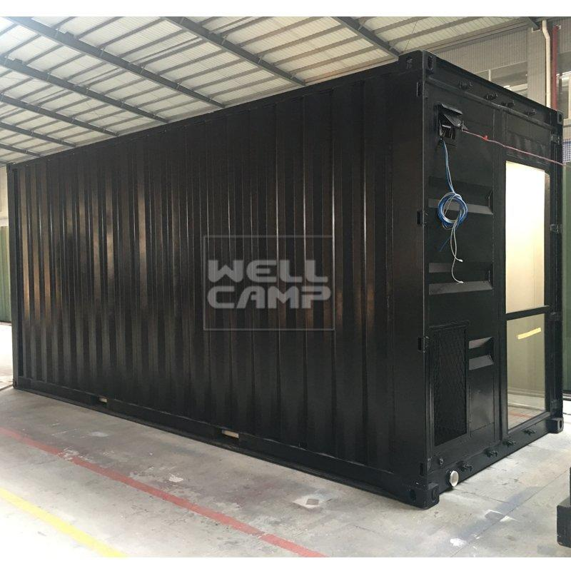 Portable Container Apartment Motel, Wellcamp SC-6