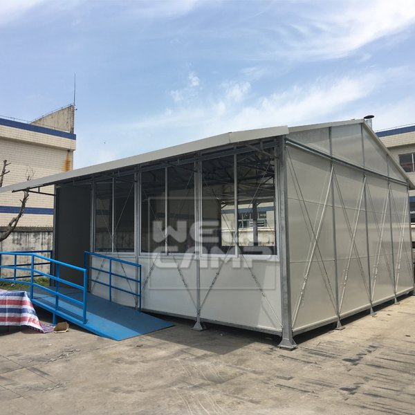 WELLCAMP, WELLCAMP prefab house, WELLCAMP container house Prefab Labor Camp K Home Apartment , Wellcamp K-16 K Prefabricated House image1