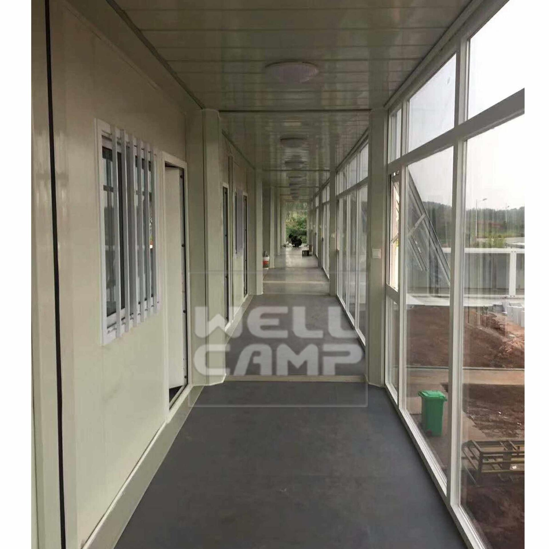 Modern Flat Pack Container House Container Office, Wellcamp FL-02