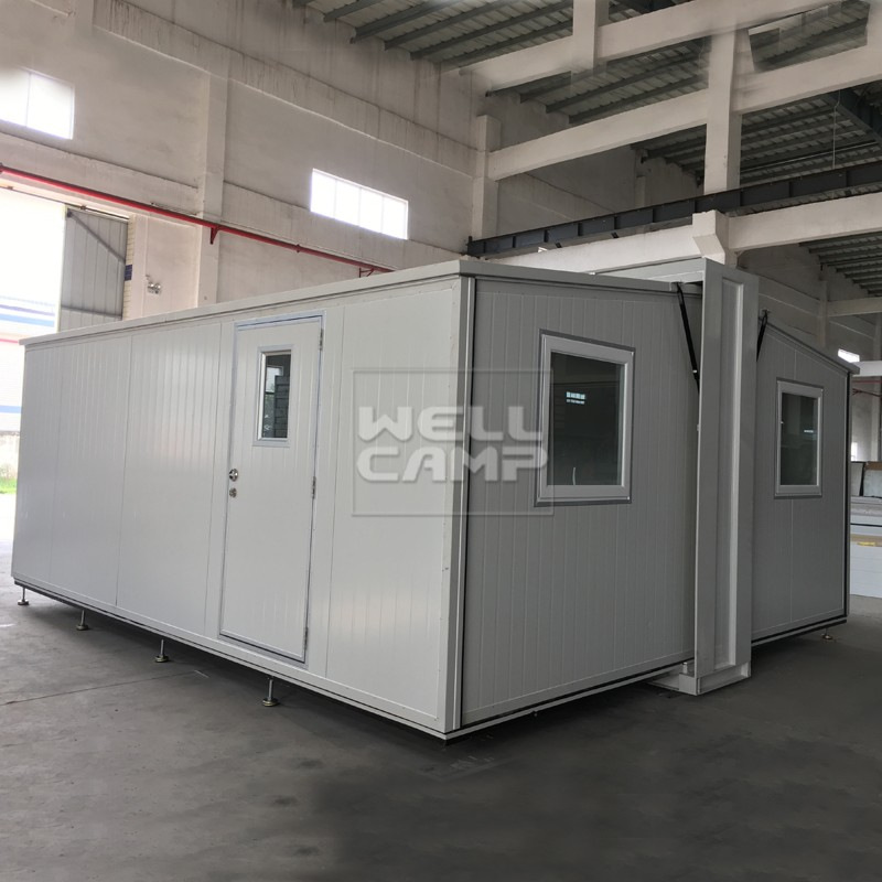 WELLCAMP, WELLCAMP prefab house, WELLCAMP container house-2018 New Fast Install Expandable Container-3
