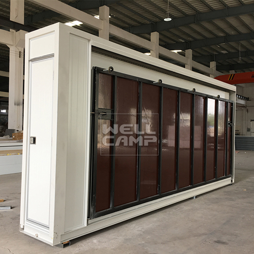 WELLCAMP, WELLCAMP prefab house, WELLCAMP container house-2018 New Fast Install Expandable Container-5