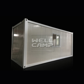 WELLCAMP, WELLCAMP prefab house, WELLCAMP container house-Find Container Villa 2 Story Modern Manuf-12