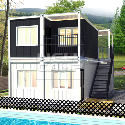 WELLCAMP, WELLCAMP prefab house, WELLCAMP container house-New Manufactured Home For Sale| China Luxu-2