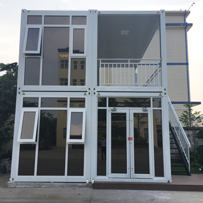 WELLCAMP, WELLCAMP prefab house, WELLCAMP container house-Hot Container Villa New Affordable Moder-1