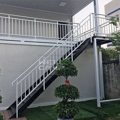 WELLCAMP, WELLCAMP prefab house, WELLCAMP container house-Hot Container Villa New Affordable Moder-2