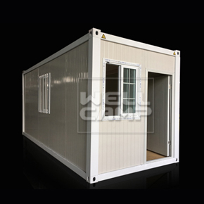 WELLCAMP, WELLCAMP prefab house, WELLCAMP container house-Hot Container Villa New Affordable Moder-6