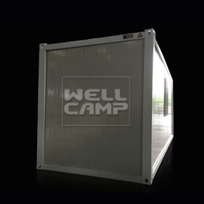 WELLCAMP, WELLCAMP prefab house, WELLCAMP container house-Hot Container Villa New Affordable Moder-8