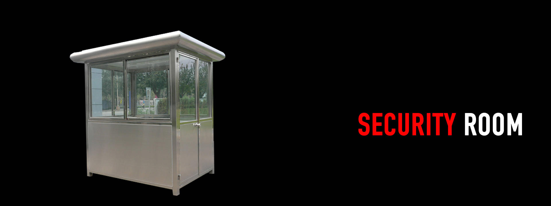 category-security room manufacturer-WELLCAMP, WELLCAMP prefab house, WELLCAMP container house-img-1