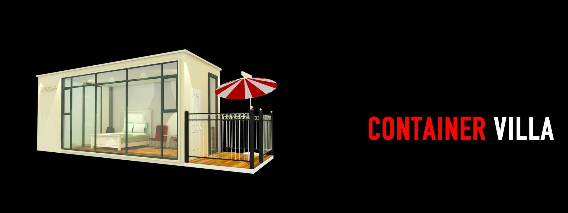 category-customized light steel villa-WELLCAMP, WELLCAMP prefab house, WELLCAMP container house-img-1