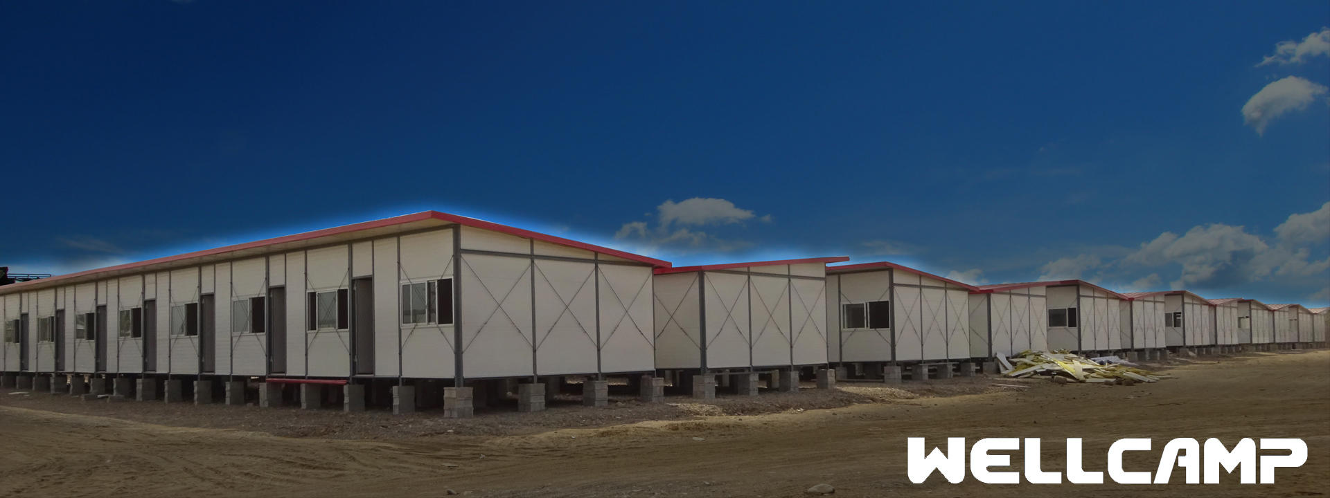 category-prefabricated house supplier-WELLCAMP, WELLCAMP prefab house, WELLCAMP container house-img-1