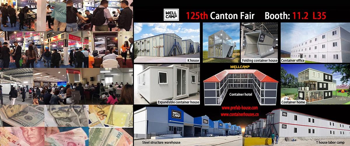 WELLCAMP, WELLCAMP prefab house, WELLCAMP container house-Cheap Prefab Houses-wellcamp Achieved Frui