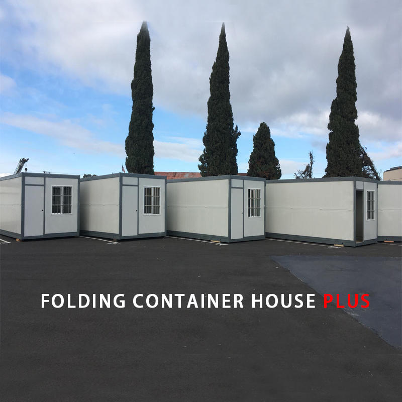 2019 Wellcamp Folding Container Plus