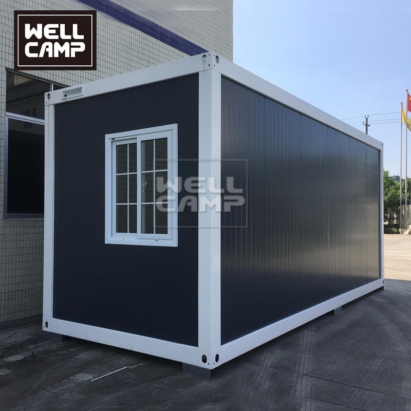 2019 New Style Modern Flat Pack Container House, Wellcamp Flat-06