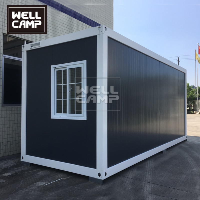 WELLCAMP, WELLCAMP prefab house, WELLCAMP container house-Custom Cargo House Manufacturer, Flat Pack-4