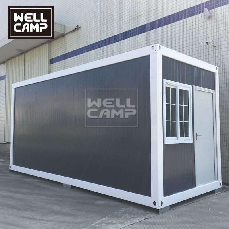 WELLCAMP, WELLCAMP prefab house, WELLCAMP container house-Custom Cargo House Manufacturer, Flat Pack-6
