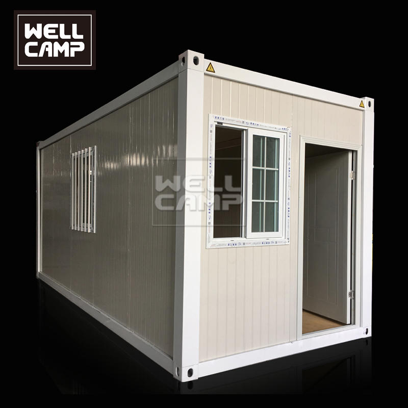 Economic Fast Build Flat Pack Container House, Wellcamp FP--07