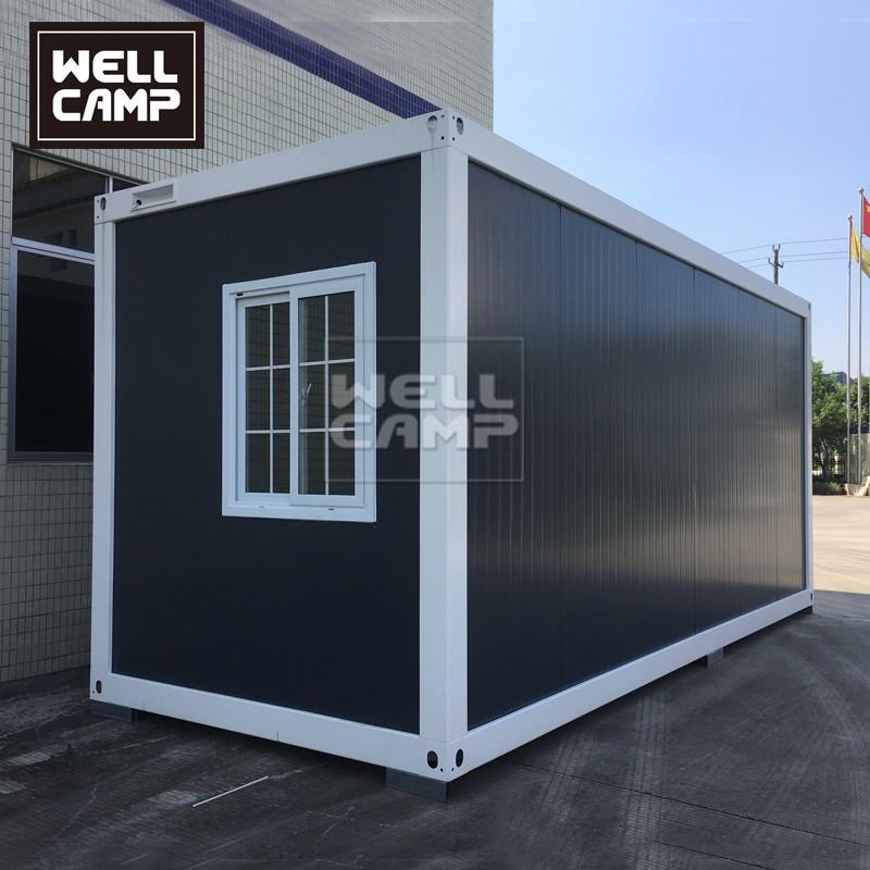 WELLCAMP, WELLCAMP prefab house, WELLCAMP container house-Shipping Container House Floor Plans Suppl-3